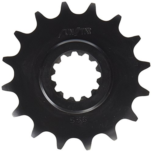 (Sunstar 55616 16-Teeth 530 Chain Size Front Countershaft Sprocket)
