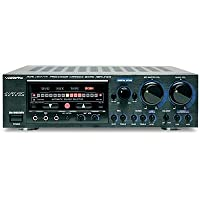 VOCOPRO DA-9800RV 600W Professional Digital Key Control Mixing Amplifier w/DSP Reverb