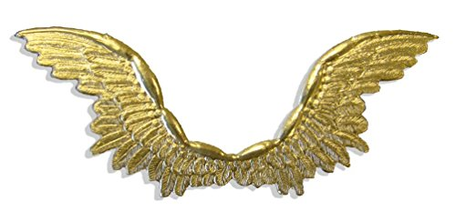 Kunze 6-Piece Dresden Wings, Large, Gold