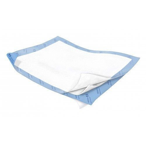 Case Maxi Care Adult Disposable Bed Pads Wings Underpad Super Absorbency 36 x 70 by COVIDIEN