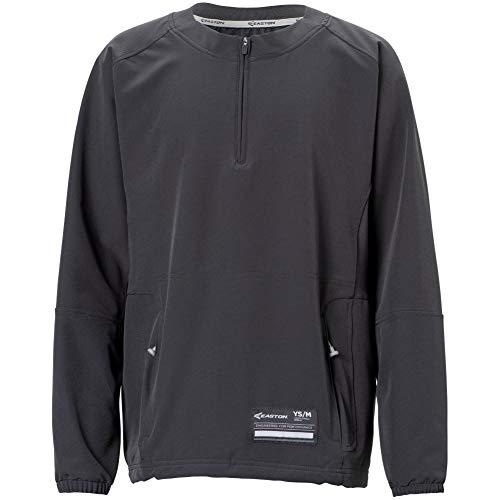 - Easton FUZE CAGE Jacket Youth Charcoal Large-XLarge