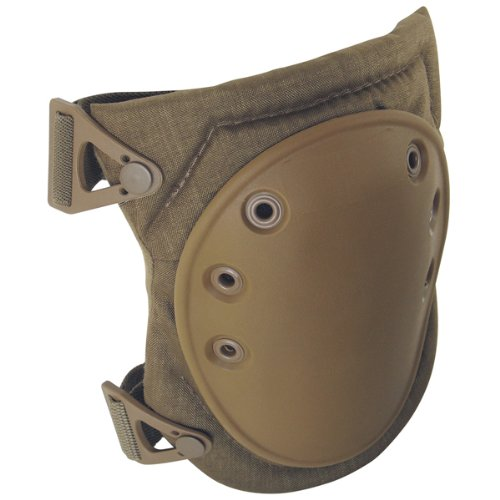 Alta Tactical AltaFLEX Knee Pads, Coyote, AltaLok AT50413-14