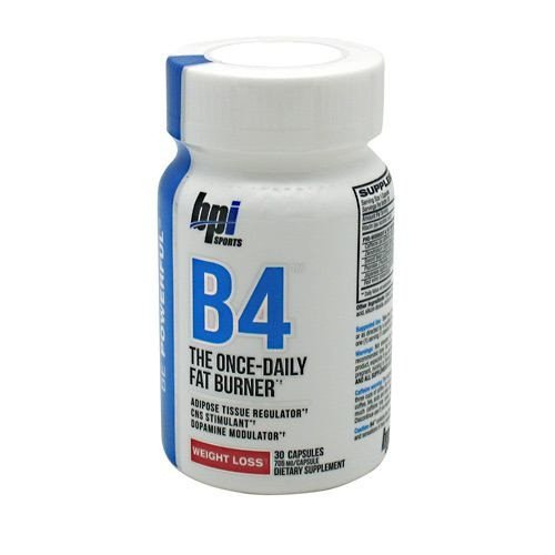 BPI B4 Thermogenic- 30 Capsules