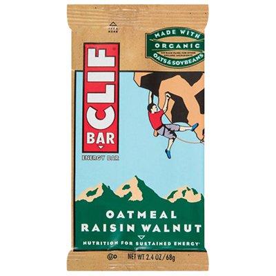Clif Clif Energy Bars, Oatmeal Raisin Walnut, 12 ea
