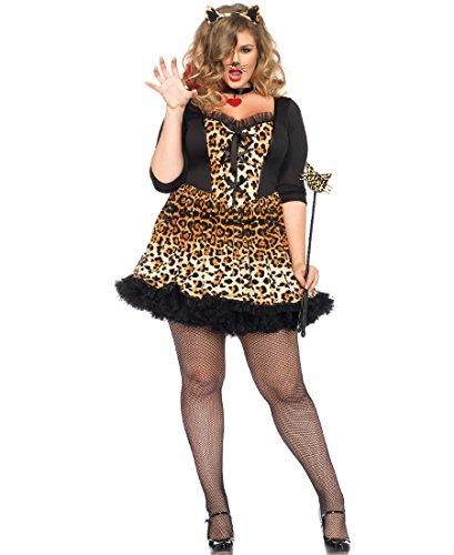 Wildcat Plus Size Adult Costume - Plus Size 3X/4X