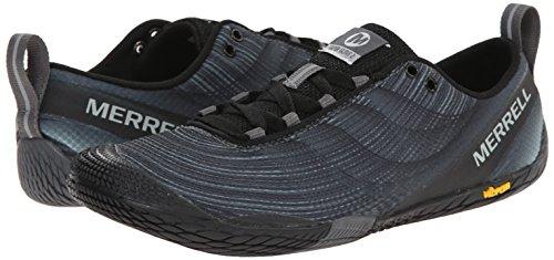Merrell Women's Vapor Glove 2 Trail Running Shoe, Black/Castle Rock, 5 M US by Merrell (Image #6)