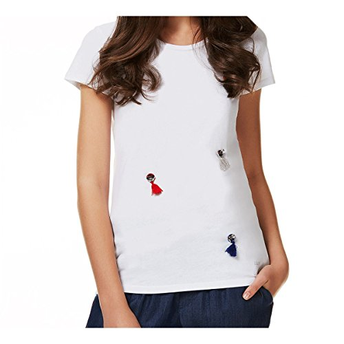 liu jo - Camiseta - para mujer Bianco