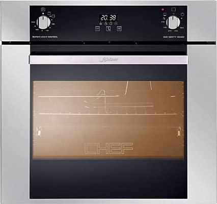 Lujo cocina de gas Juego Autark Kaiser EG 6370 empotrable Gas ...
