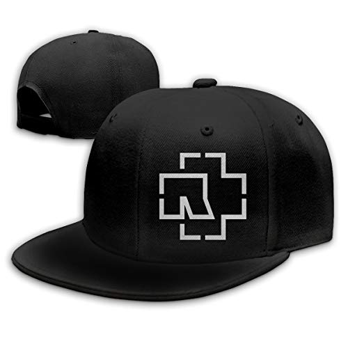 SoNEXcap Ram-ms-tein Band Till Radio Baseball Cap Adjustable Strapback Unisex Black