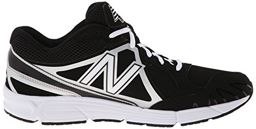 Baseball Turf T500 Balance Men's Shoe White New Low Black XwA4Tppq