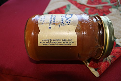 Pumpkin Butter 18 oz. (2 Pack) by Deli Direct (Image #1)