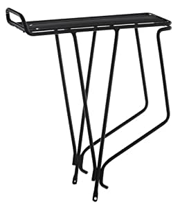 Avenir Universal XL Rear Rack (Black, Universal)