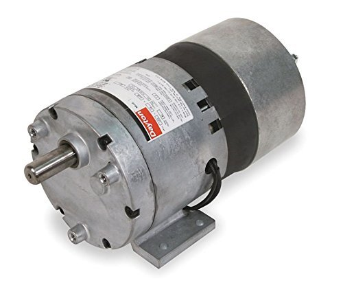 Dayton AC Parallel Shaft Gear Motor 2 RPM, 1/10hp 115 volts 60hz. (1L490) Model 1LPN7 by Dayton
