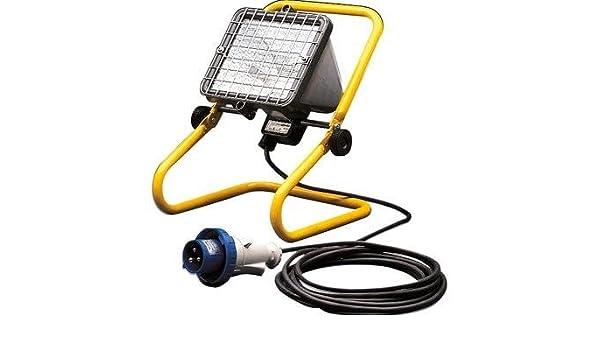Gewiss GW84204 R7s 500W Gris punto de iluminación - Punto de luz (Gris, IP55, Transparente, I, R7s, 1 bulb(s)): Amazon.es: Hogar