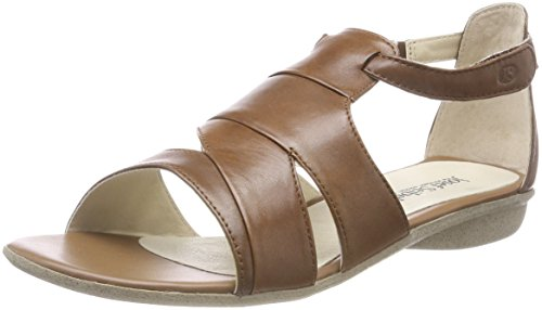 Women's 4 Fabia Brown Seibel Flops UK Josef 340 nuss 03 UK Flip vx15TwnS