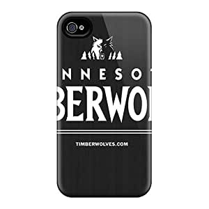 Iphone Case - Tpu Case Protective For Iphone 4/4s- Minnesota