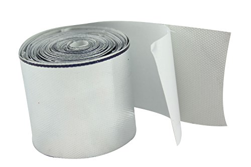 PTP 700566 Thermal Barrier Adhesive Backed Heat Reflective Tape 2 x 30 Roll