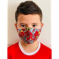 Kids Face Mask, Back to School Mask Comfortable 2 Layers Fabric, Video Game Washable Mask Reusable, Children Mask, Toddler, Boys, Girls Mask Unisex Toddler