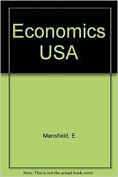 Book Economics USA