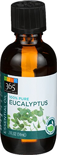 Whole Food (365 Everyday Value, 100% Pure Eucalyptus, Essential Oil, 2 fl oz)