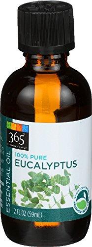 365 Everyday Value, 100% Pure Eucalyptus, Essential Oil, 2 fl oz
