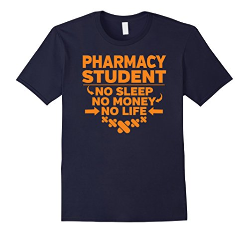 Pharmacy Major College Student T-shirt
