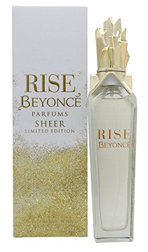 Rise Sheer By Beyonce Eau De Parfum 100ml Perfume Shop Online