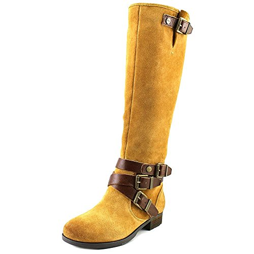 Marc Fisher Noreene Women US 9 Tan Knee High Boot