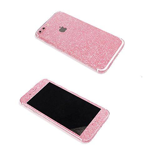 iPhone 7 Plus Bling Skin Sticker, Supstar Full Body Coverage Glitter Vinyl...