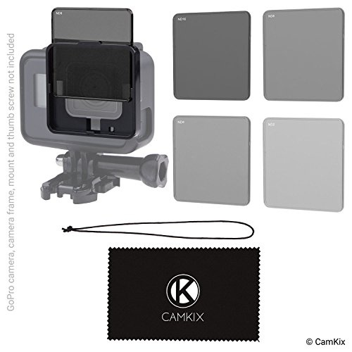 Cinematic Filter Pack GoPro HERO