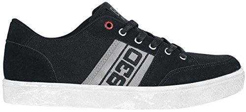 Bassed Serraje Sneakers Black Black UjRV0Mf0x2