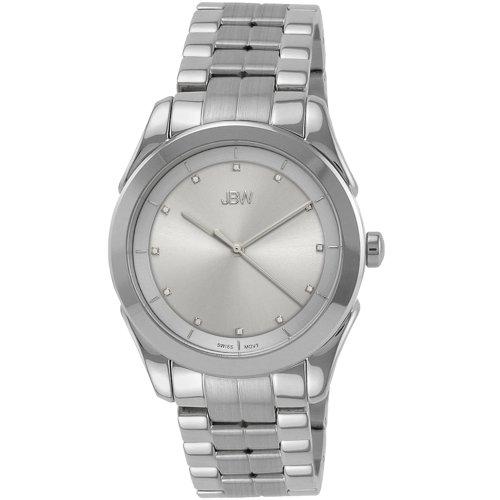 JBW Women's J6261A Giana Unique Monotone Metal Diamond Watch