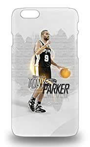 Iphone Design High Quality NBA San Antonio Spurs Tony Parker #9 Cover 3D PC Soft Case With Excellent Style For Iphone 6 ( Custom Picture iPhone 6, iPhone 6 PLUS, iPhone 5, iPhone 5S, iPhone 5C, iPhone 4, iPhone 4S,Galaxy S6,Galaxy S5,Galaxy S4,Galaxy S3,Note 3,iPad Mini-Mini 2,iPad Air )