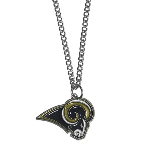 NFL Los Angeles Rams Logo Pendant Necklace ()