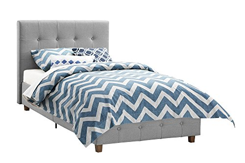 Dhp Rose Upholstered Platform Bed By Dorel Home Furnishings