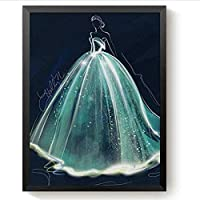 DIY Diamond Painting Kit 3D Wedding Dress Frameless Cross Stitch