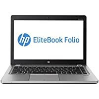 2017 HP ELITEBOOK FOLIO 9470M 14 HD Anti-glare Business Laptop Computer, Intel Quad-Core i5-3427U Up to 2.9GHZ, 8GB RAM, 320GB HDD, USB 3.0, DVD, Windows 7 Professional(Certified Refurbished)