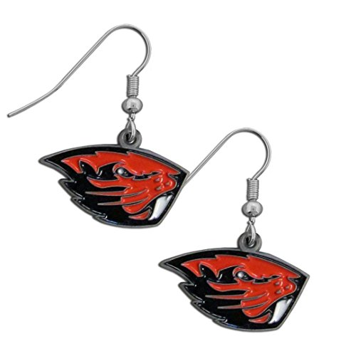 NCAA Oregon Ducks St. Beavers Dangle Earrings