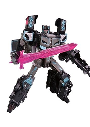 [Tokyo Toy Show 2017 Limited Edition] LG-EX Black Convoy Transformers Legends