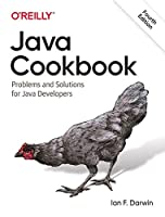 Java Cookbook: Problems and Solutions for Java Developers, 4th Edition Front Cover