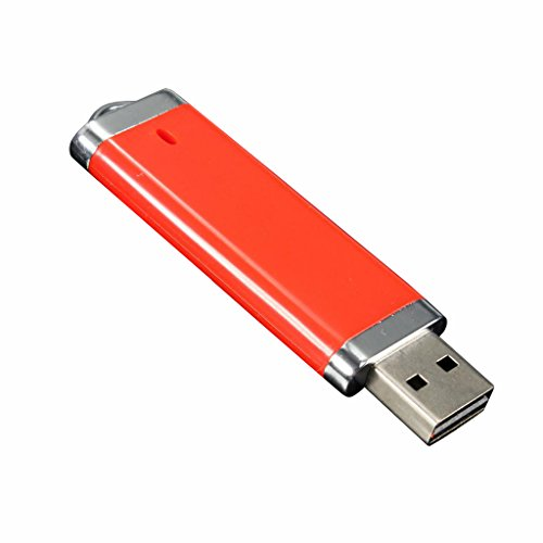 Jili Online Anti-magnetic Small Size Delicate USB Storage Drive With USB 3.0 For Laptop Red 32GB by Jili Online