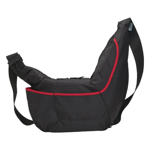 Lowepro Passport Sling II Camera Bag for DSLR or Mirrorless (Lowepro Passport Sling Iii Digital Slr Camera Case)