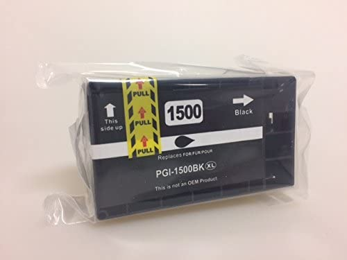 Cambio vago cartucho de repuesto para Canon PGI-1500 para Canon ...