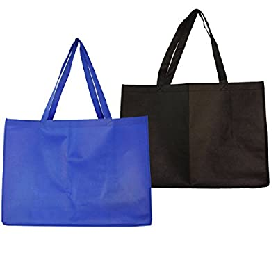 ECO Non-Woven Extra Large Light Weight Shopping Tote