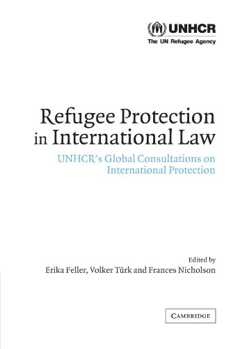 Refugee Protection in International Law: UNHCR's Global Consultations on International Protection