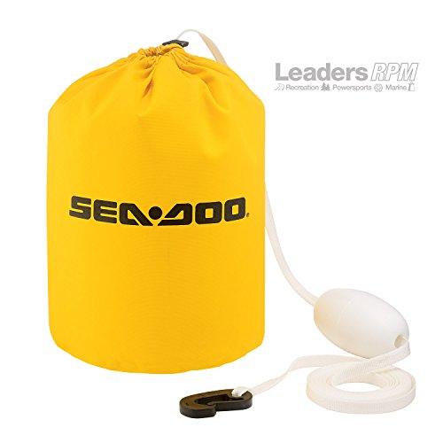 Sea-Doo New OEM Sand Bag Anchor, Yellow, 295100661 (Plastic Sandbags)