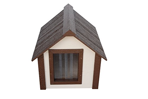 Climate Master Insulated Medium Dog House by Northland Pe...