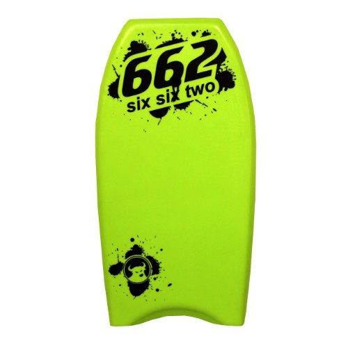 662 Sixsixtwo Splash Bodyboard, 36-Inch (Colors Vary)