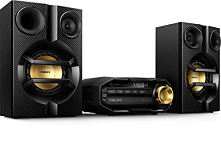 Philips FX10/12 Mini Hi-Fi System – The only other negative