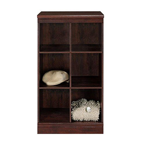 Manhattan Cherry 6 Cubbies Storage Modular by Home Decorators Collection